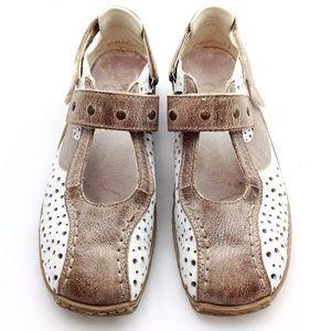 Rieker Modified Mary Jane Sneakers 8